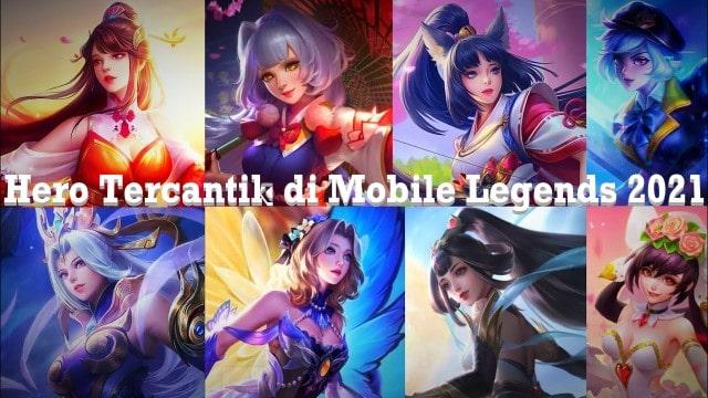 Hero Tercantik di Mobile Legends 2021